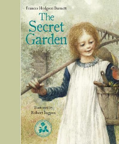 The Secret Garden By Frances Hodgson Burnett Robert
