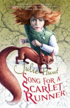 Song for a Scarlet Runner | FINAL FRONT COVER